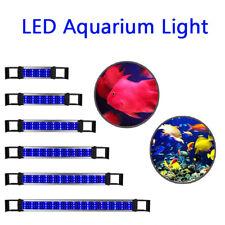 Adjustable Bracket LED Aquarium Aquatic Plants Lighting Marine Fish Tank Light
