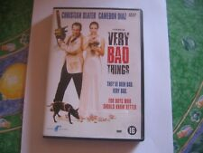 Dvd / Very Bad ThIngs avec Cameron Diaz