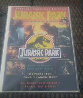 Topps 1993 - Jurassic Park Official Souvenir Edition Dinosaur Movie Magazine