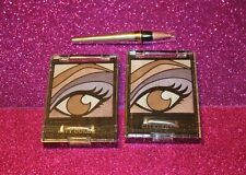 CITY COLOR 8  EYESHADOW PALETTE IN PURPLE SEALED LOT OF 2 + GIFT