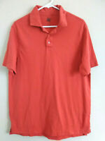 R&R Casuals Brand - Men's Medium  Size - Orange  Shirt - Organic Cotton