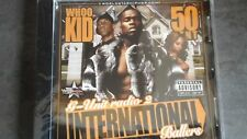 CD 18 titres - Whoo Kid, 50 Cent - G-Unit Radio Part 2  - 2006 NEUF sous blister