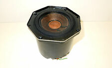 """VINTAE PHILIPS 5"""" Stereo SPEAKER Midrange Driver MID Frequency TESTED 8 ohm"""