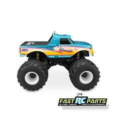 JConcepts 1993 Ford F-250 Monster Truck Body w/Racerback JCO0303