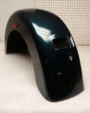83000082DZZ Used Harley-Davidson Left Cosmic Blue Rear Fender for 09-16 Trikes