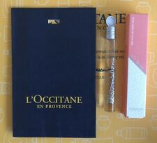 BNIB L'Occitane Fleur Cherie Eau de Toilette Intense 10ml Roll-On with Gift Bag