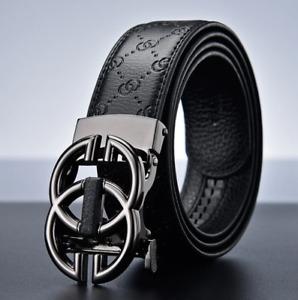 NEW designer belt Fashion Buckle Men's Leather Classic Vintage Belt Multicolor