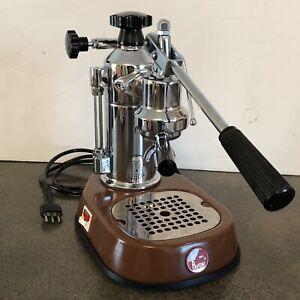 La Pavoni Europiccola 1979 Vintage Lever Espresso Machine European 220 Voltage