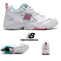 New Balance 608 Women Training Running Shoes White WX608WT1 Authentic Size 5-13