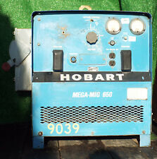1 USED HOBART 650 MEGA-MIG WELDER ***MAKE OFFER***