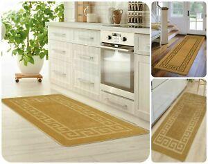 Non Slip Indoor Door Mat Rugs Carpet Hallway Runner kitchen Bed Room Carpet Mats