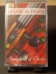 Classical Praise - Symphony of Carols  (Christmas Cassette Tape) New!