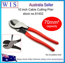 """10""""(254mm)Copper Cable Cutter up to 70mm²,Cutter Cable Heavy Duty,NBN Copper Kit"""
