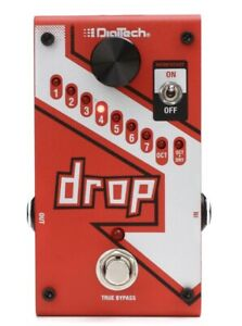 DigiTech Drop Pedal (Polyphonic Droptune Pedal)