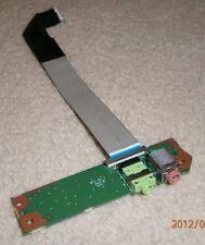 Fujitsu Siemens Amilo Pro V2035 scheda audio board + flat cavo