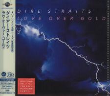DIRE STRAITS - Love over Gold  UHQCD - UICY - 40207 UHQ  NEU u. OVP