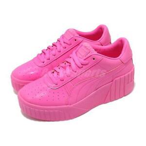 Puma Cali Wedge Women Casual Lifestyle Platform Fashion Shoes Sneakers Pick 1