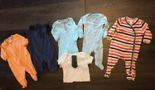 Newborn Baby Boy Clothing Good Quality Mixed Lot Of 6 Articles Pieces Size Nb
