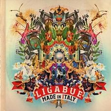 LIGABUE MADE IN ITALY CD AUDIO NUOVO SIGILLATO DIGIPACK MUSICA ITALIANA
