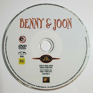 Benny & Joon | DVD Movie | Mary Stuart Masterson, Johnny Depp | Unoriginal Case
