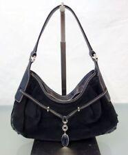 Designer-Handtaschen Damentaschen aus Wildleder mit Innentasche (n)