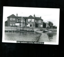 Emsworth Sailing Club RP Postcard