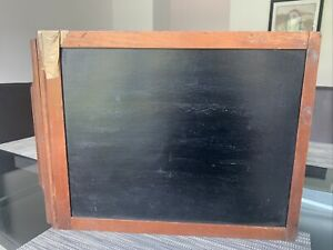 Vintage Wooden 11 x 14 Film Holder