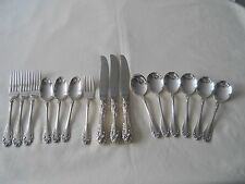 LAURIER  1944 LUNCHEON FORK BY NORTHUMBRIA