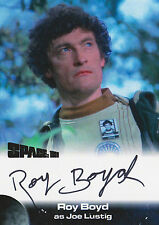 Space 1999 Autograph Trading Card RB1 Roy Boyd As Joe Lustig