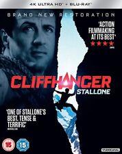 Cliffhanger (4K Ultra HD + Blu-ray) [UHD]