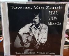 Townes Van Zandt - Rear View Mirror (CD)