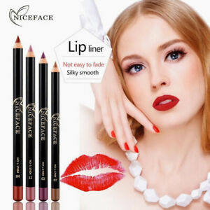 3 colors Make Up Cosmetic Professional Lip liner Waterproof Lady Lipstick Tool