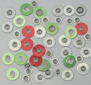 40+ Watch Mainsprings assortment mechanical watches spring parts repair springs