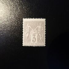 FRANCE TYPE SAGE N°87 NEUF ** LUXE GOMME D'ORIGINE MNH COTE 16€