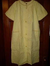 Vintage Ladies Duster House Coat/ House Dress * Brand New In Box *1950'S Size 16
