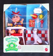 Vintage Cabbage Patch Kids Baby & Dog. Mattel 1996 Old Stock