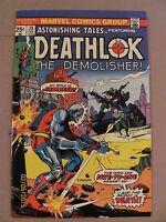 Astonishing Tales #28 Marvel Comics Bronze Age Deathlok 4th app.