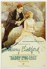 "Mary Pickford Vintage Postcard from the Movie ""Daddy Long Legs """