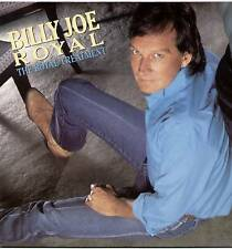 BILLY JOE ROYAL ~ ROYAL TREATMENT ~ 1987 GERMAN 11-TRACK LP ~ ATLANTIC 790 658-1
