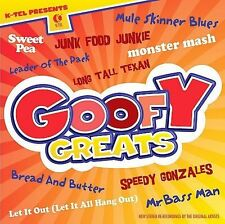Various Artists : K-Tel Presents: Goofy Greats CD