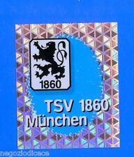 FUSSBALL BUNDESLIGA 1996-97 Figurina Sticker n. 175 - 1860 MUNCHEN SCUDETTO -New