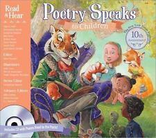 Poetry Speaks to Children (2005, Hardcover)