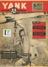 CD FIle 2 Issues YANK 1943 - USA Ed. - Blasting Jerry, Jungle Warfare PDF