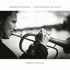 Gerard Presencer and Danish Radio Big Band - Groove Travels [CD]