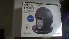 icraig stereo speaker system