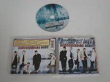 BACKSTREET BOYS/BACKSTREET´S BACK(JIVE CHIP 186+INT:0516842) CD ALBUM