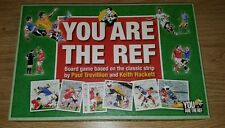 You Are The Ref - Football Game based on 'The Observer' strip Trevillion Hackett