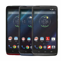 Verizon Motorola Droid Turbo XT1254 32GB Smartphone  Shaded Screen
