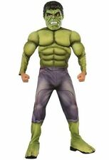 Kids Deluxe Hulk Muscle Chest Costume Marvel Cosplay Size Lg 12-14