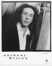 Anthony WIlson- Music Publicity Photo